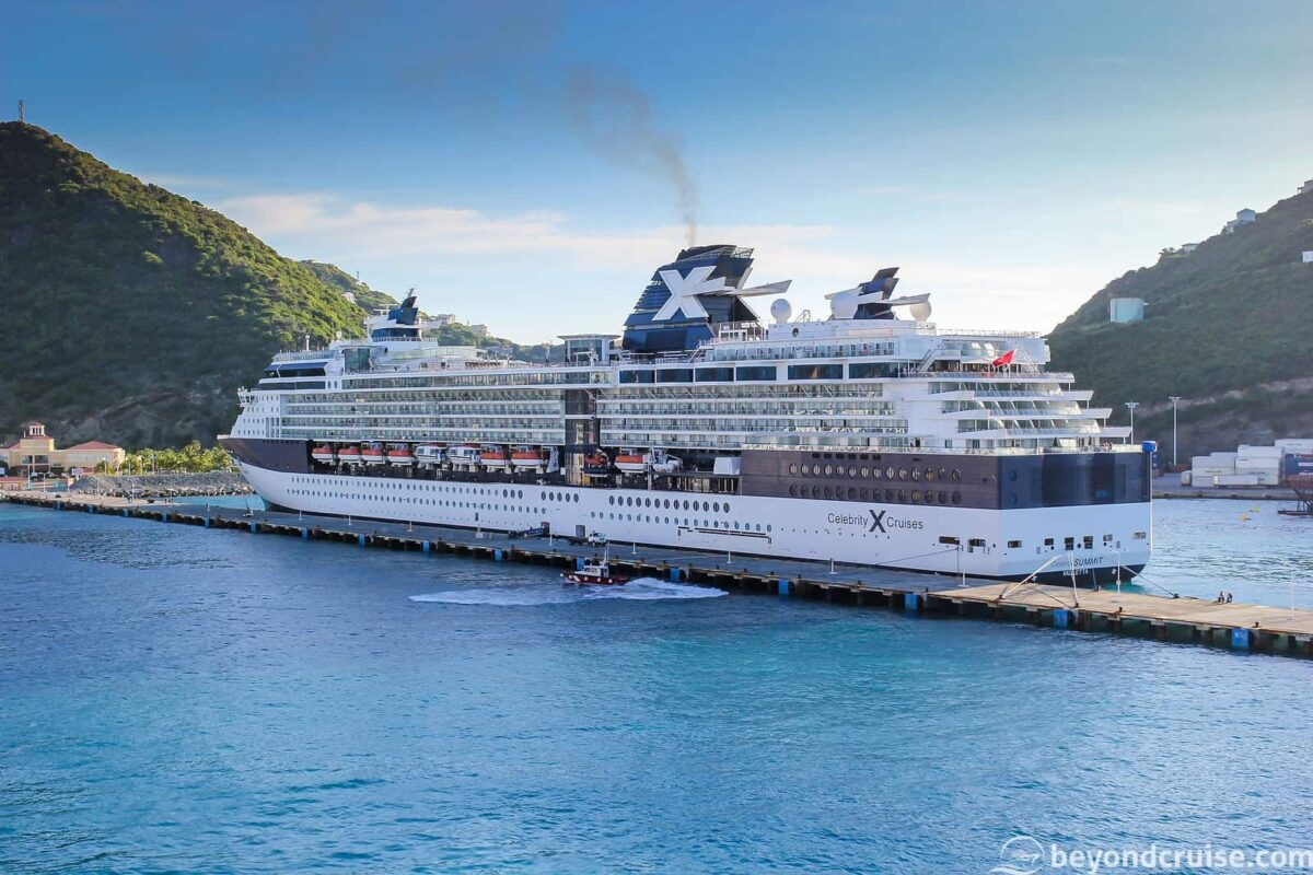 Celebrity Cruises, Celebrity Summit