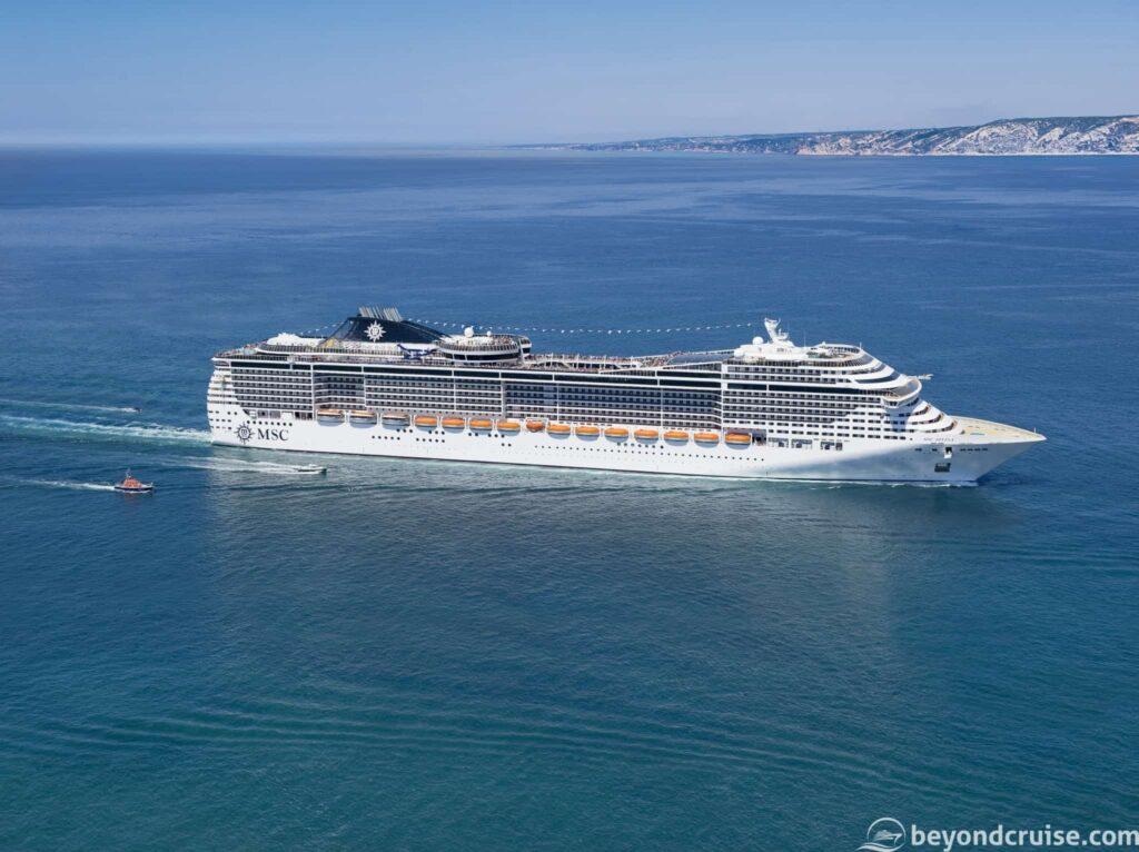MSC Cruises' MSC Divina