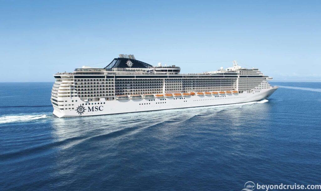 MSC Cruises' MSC Fantasia