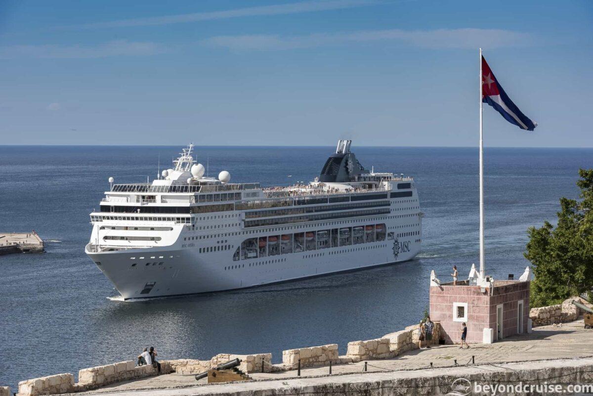 MSC Cruises' MSC Opera