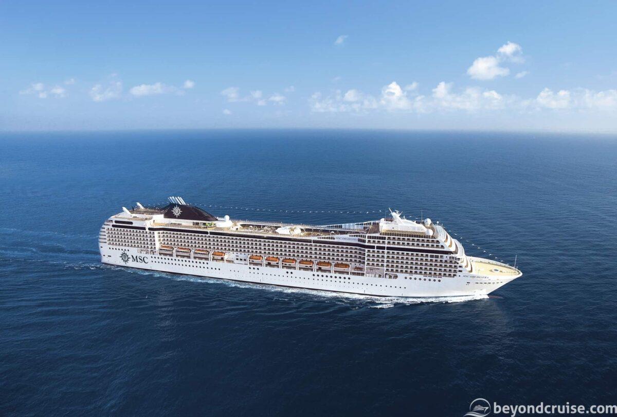 MSC Cruises' MSC Orchestra